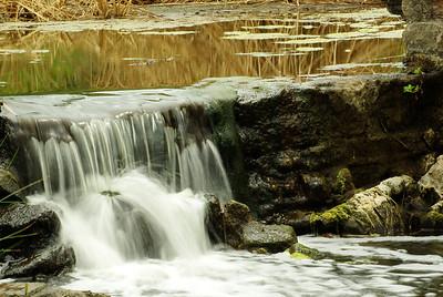 Old Mission Dam 7/12/12